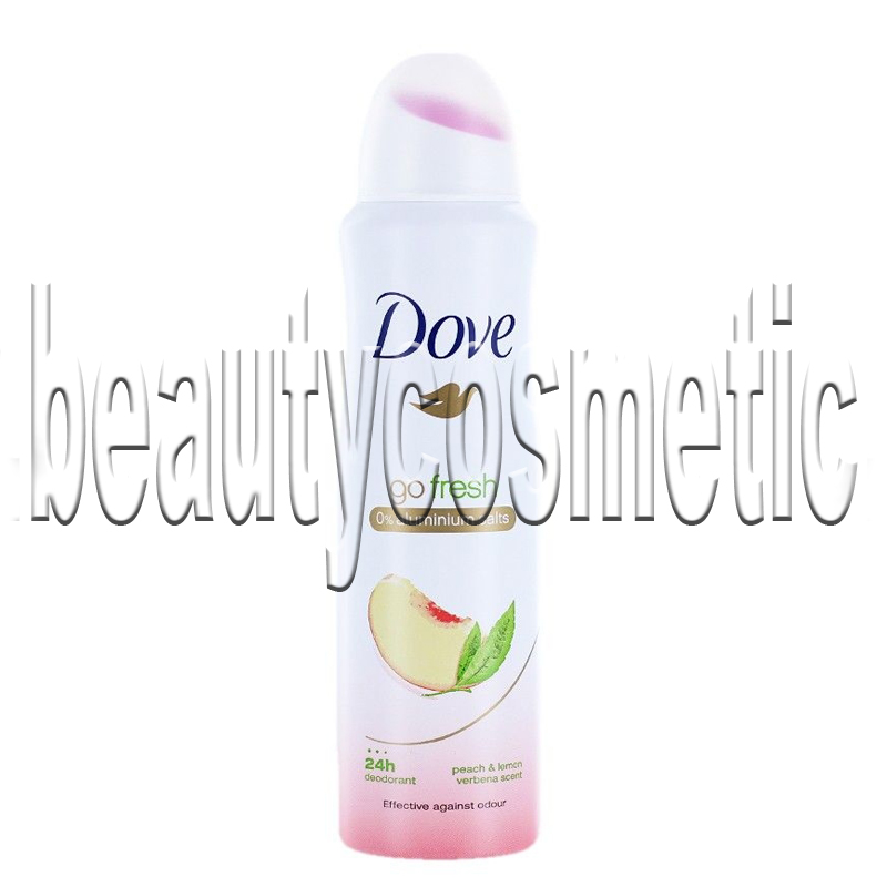 Dove Go Fresh Peach & Lemon Grass deo spray