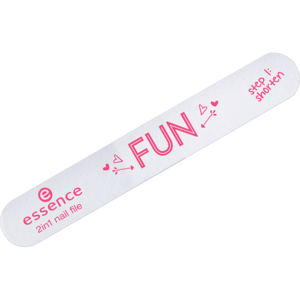Essence girls just wanna have fun 2 в 1 пила за нокти