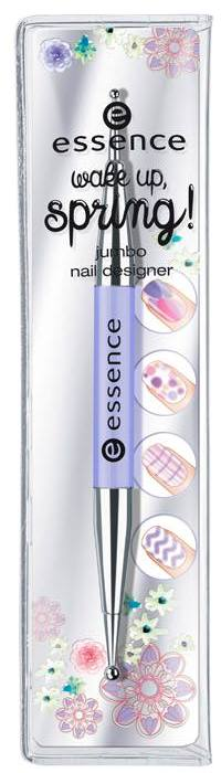 Essence wake up, spring! tools onto decoration manicure
