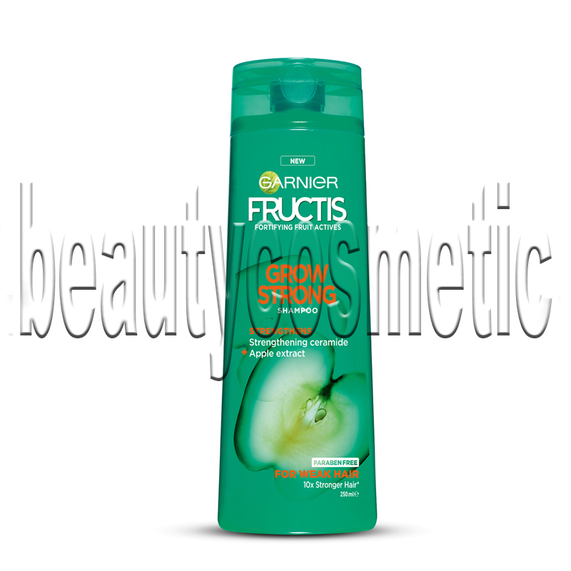 Fructis Grow Strong Shampoo 250ml
