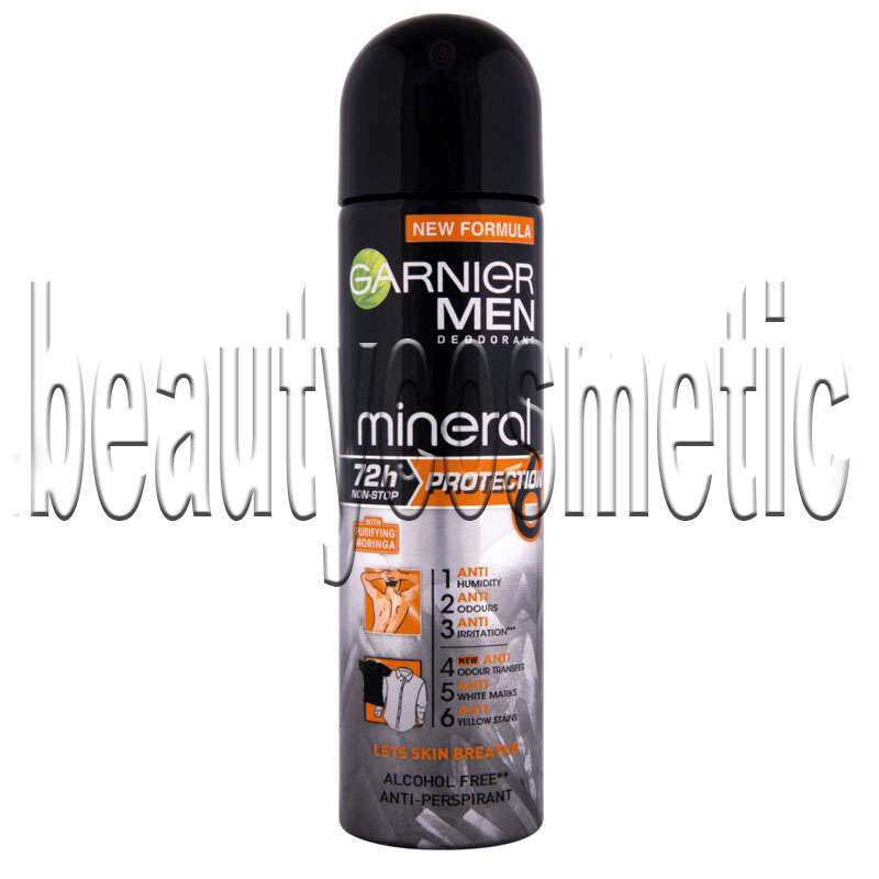 Garnier Men Minerals Protection 5 deo spray
