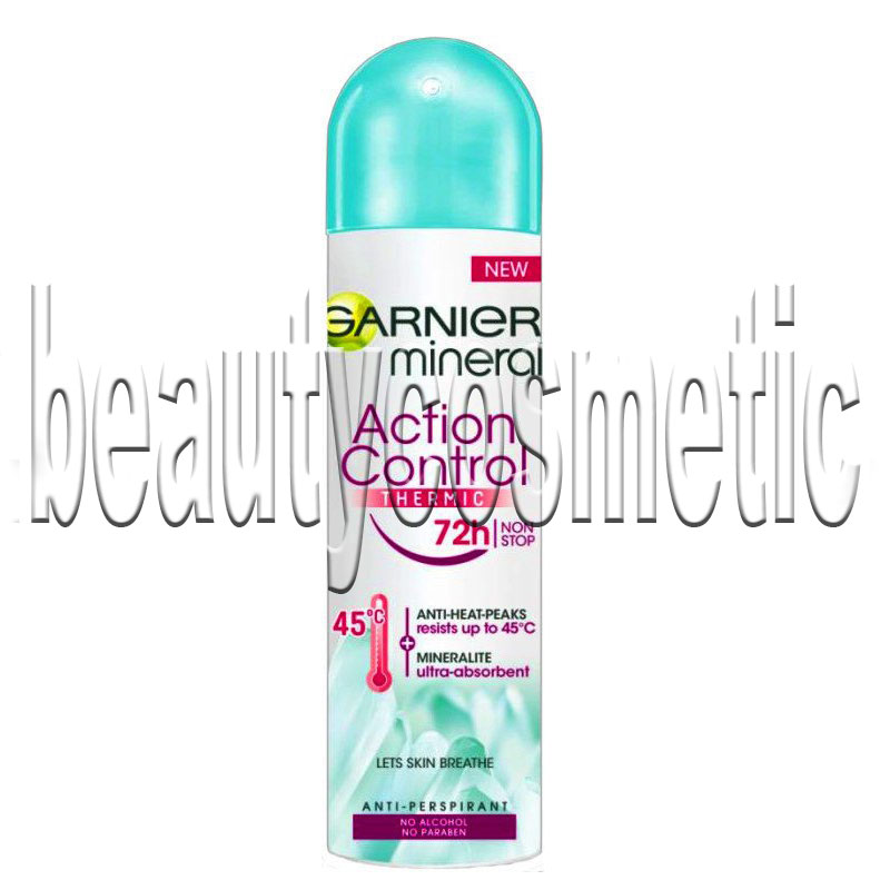 Garnier Mineral Action Control Thermic deo spray