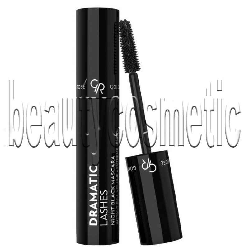 Golden rose Dramatic lashes mascara