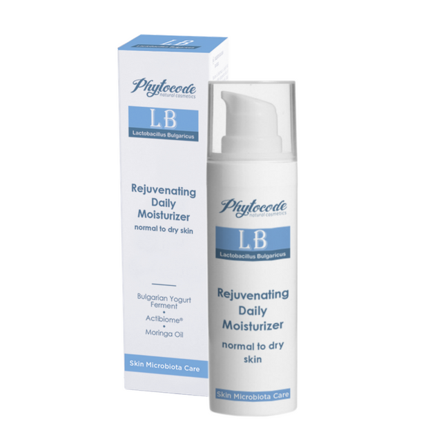 Phytocode LB Moisturizing cream for youthful, dry and normal skin