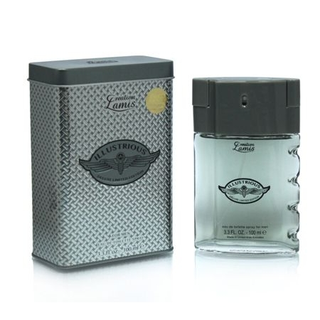 Lamis Illustrious de Luxe EDT men 100ml
