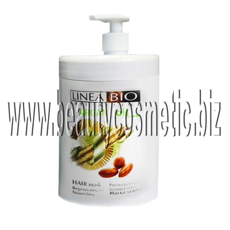 Linea Bio Hair Mask Argan & Olive 1000ml