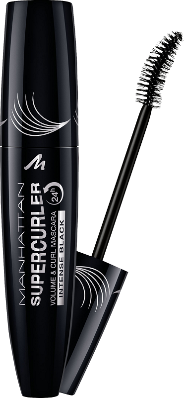 Manhattan Supercurler Intese black mascara