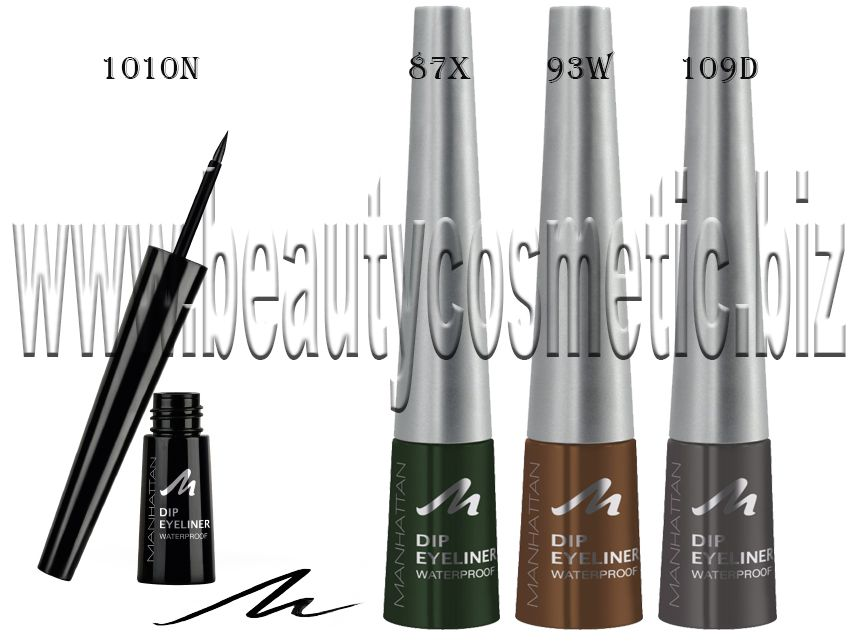 Manhattan dip eyeliner waterproof