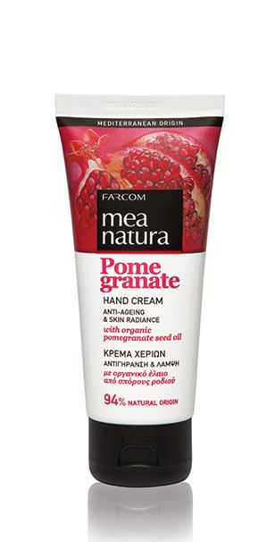 Mea natura Pomegranate крем за ръце