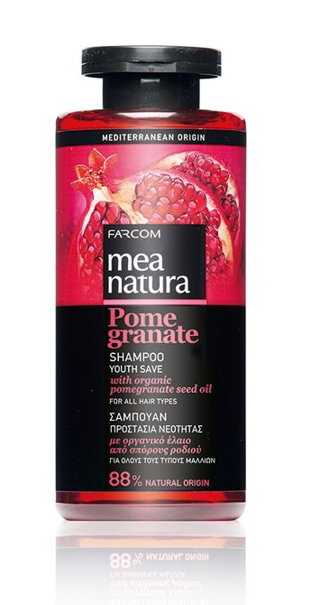 Mea natura Pomegranate шампоан Youth Save