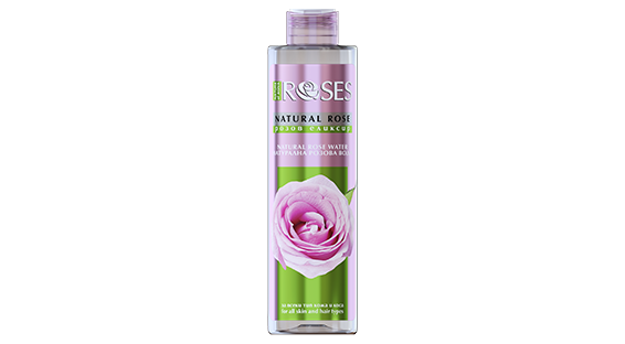 Agiva Natural Rose water