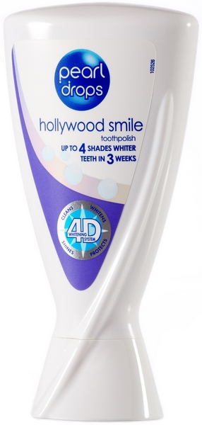 Pearl Drops Hollywood Smile Tooth Polish