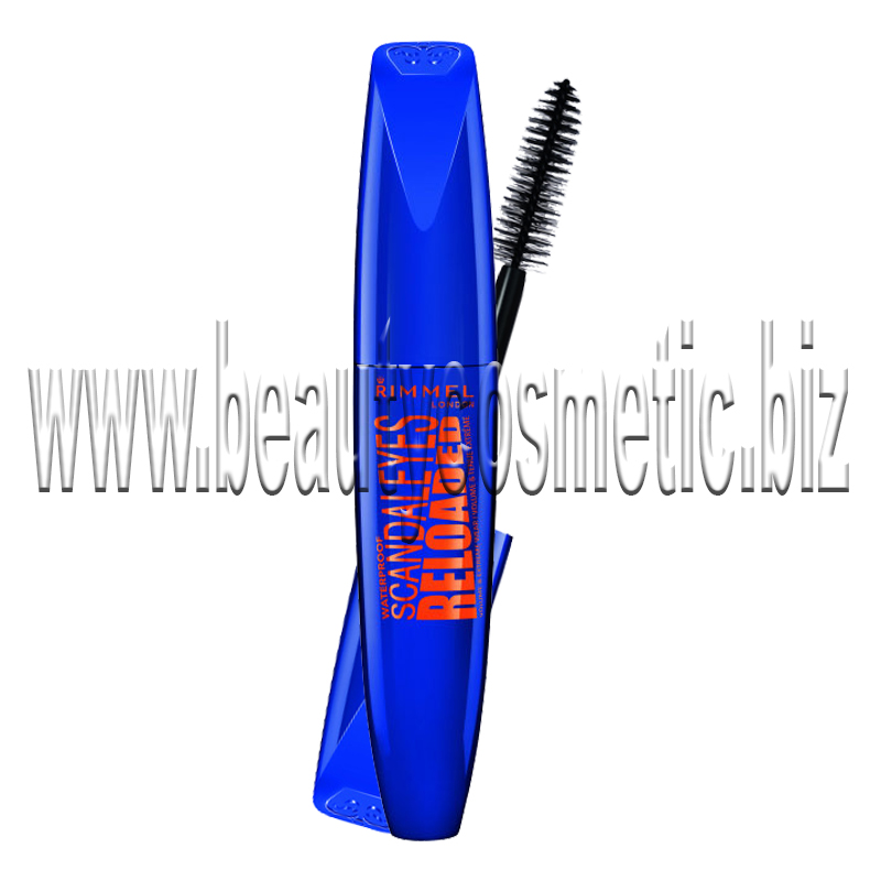 Rimmel  Reloaded Waterproof mascara