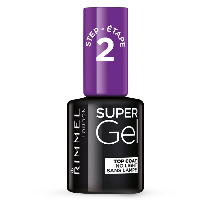 Rimmel Super Gel Топ Лак