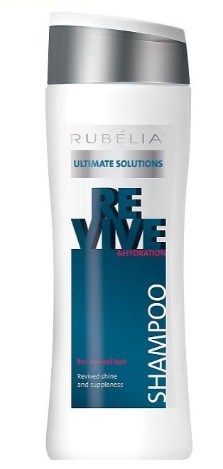 Rubelia Ultimate Solutions Revive & Hydration шампоан