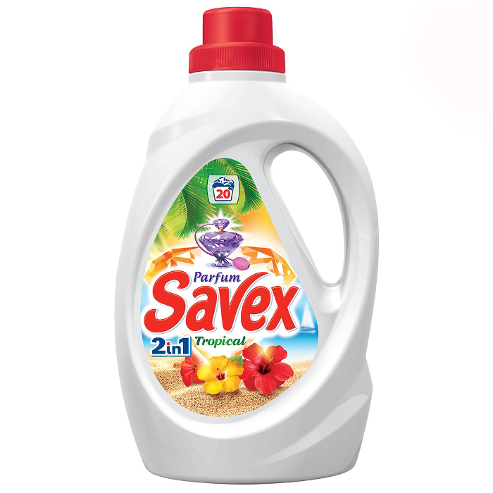 Savex 2 in 1 Tropical 1300ml
