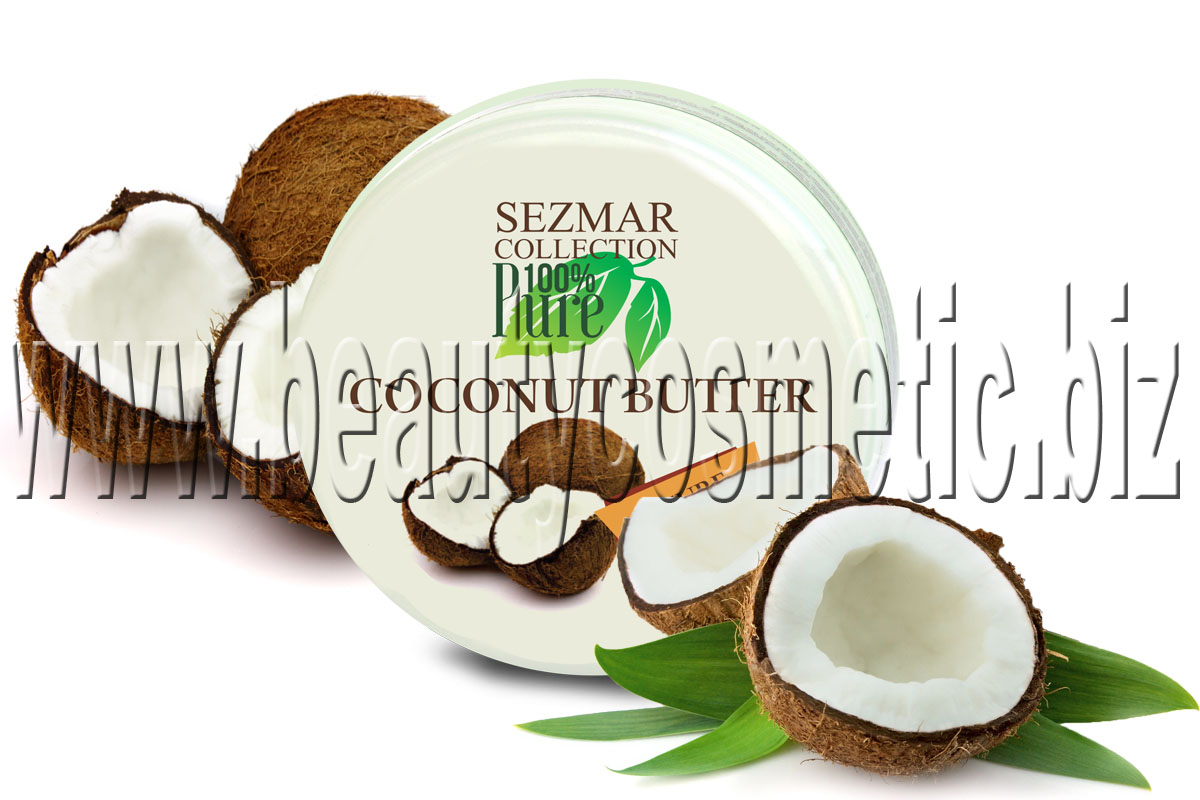 Sezmar Collection Pure Coconut Oil
