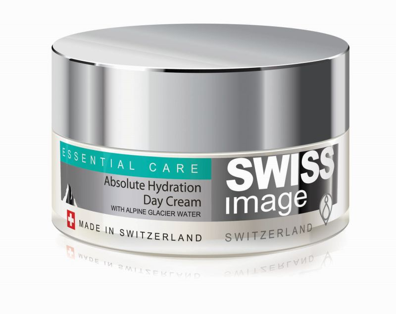 Swiss Image Essential care intensively moisturizes day cream