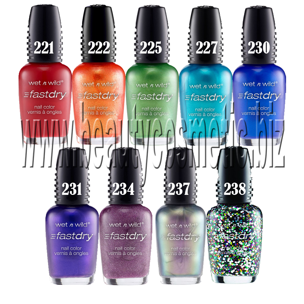 Wet n Wild Fast Dry nail polish, BeautyCosmetic Online Store