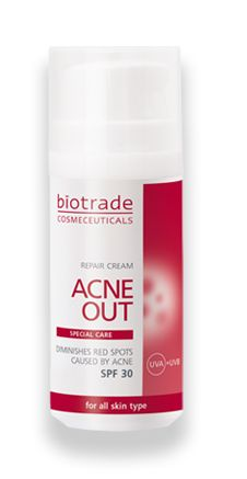 Acne Out Recovery Cream After Acne
