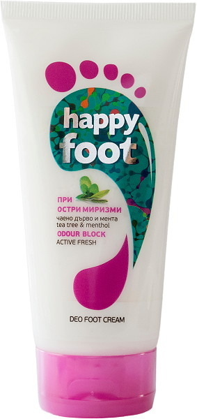 Agiva Happy Foot Foot Cream against odors
