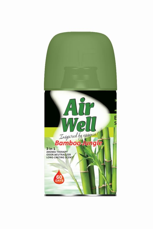 Agiva  Air Well Bamboo Jungle universal air freshener 250ml