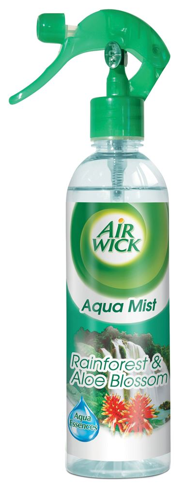 Air Wick Aqua Mist Rainforest & Aloe Blossom