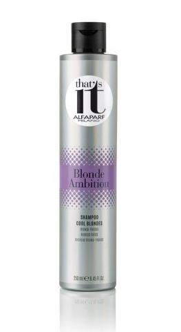 Alfaparf That's It Blonde Ambition shampoo for cold-colored hair