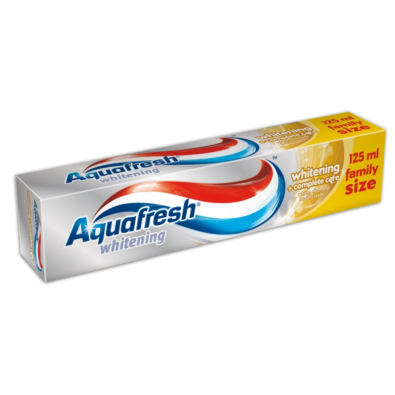 Aquafresh Whitening & Complete Care Toothpaste
