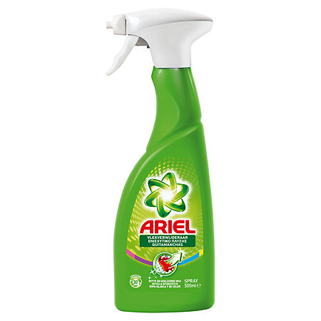 Ariel spray stain remover