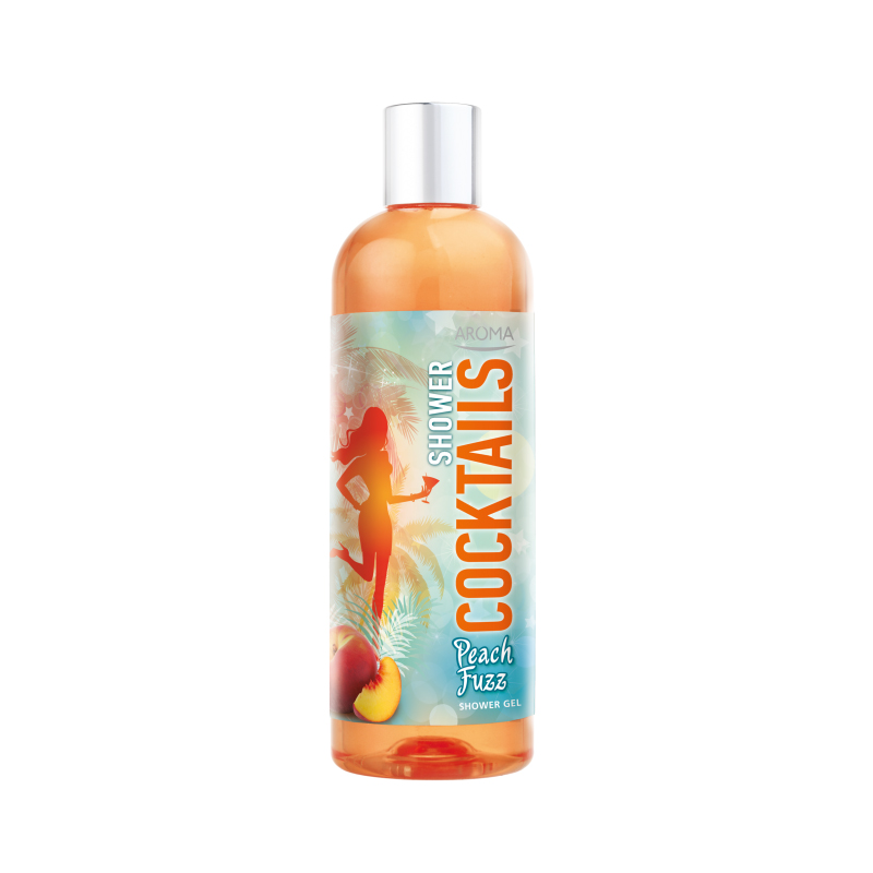 Aroma Cocktails Peach Fuzz душ гел