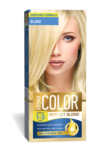 Aroma Color hair lightener 1-3 tons