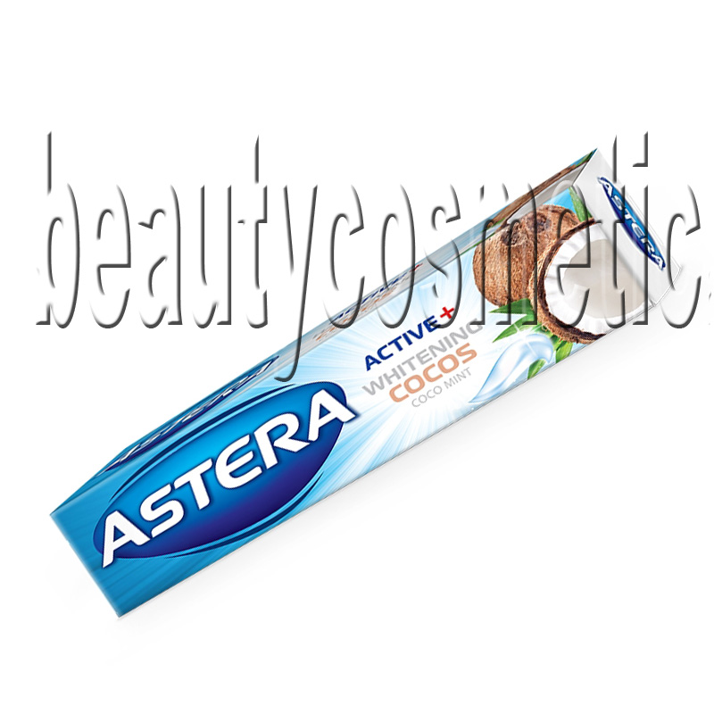 Astera Active+ Whitening Cocos паста за зъби