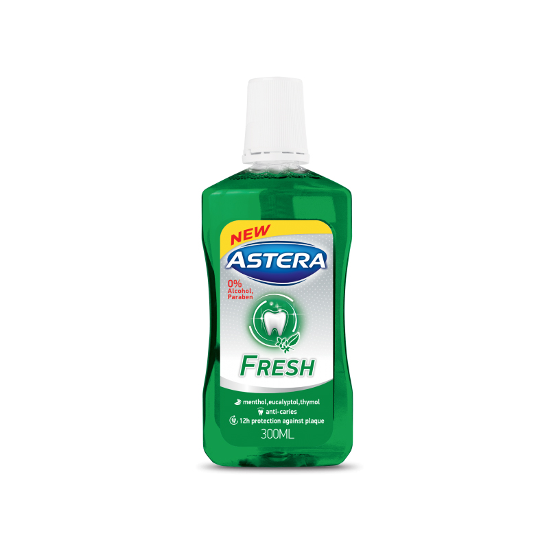 Astera Fresh Mouthwash 300ml