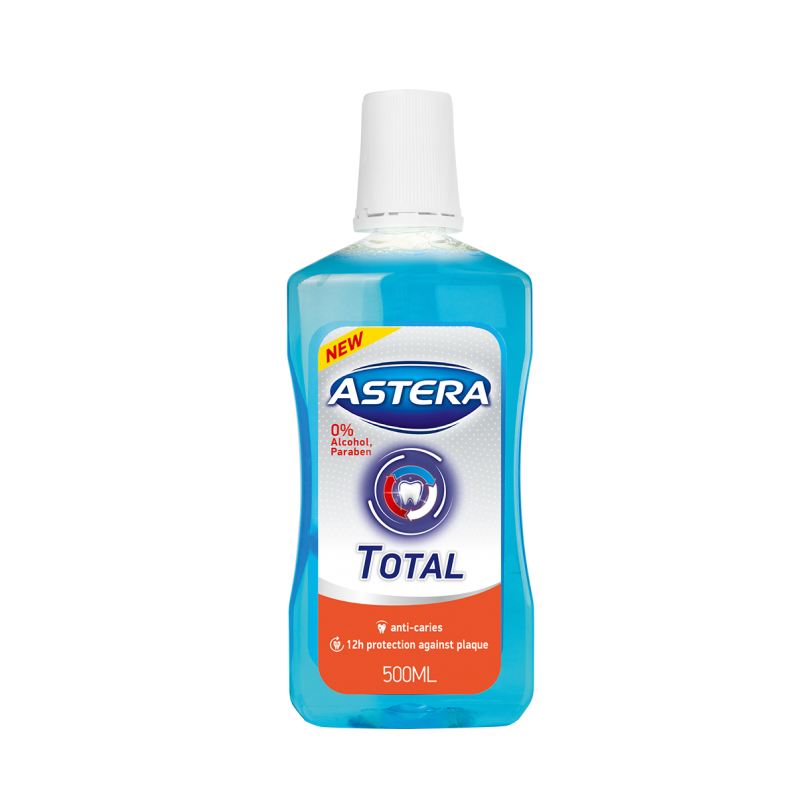 Astera Total mouthwash 500ml