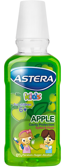Astera Kids Apple  Вода за уста