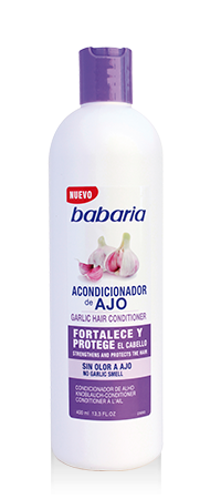 Babaria hair conditioner with garlic extract
