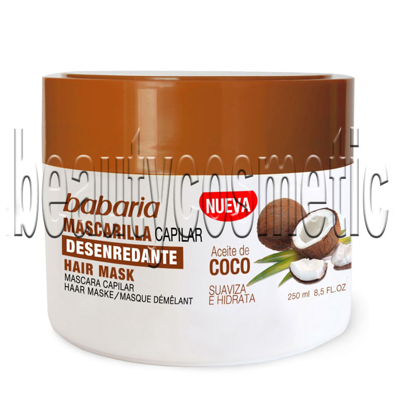 Babaria hair mask Coconut