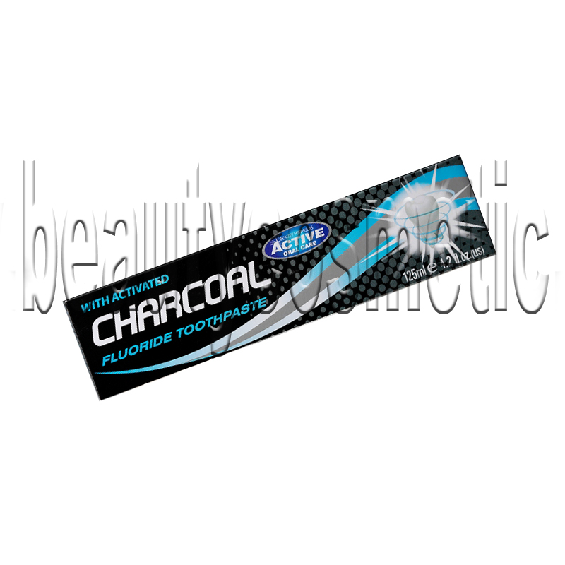 Beauty Formulas Charcoal Activated паста за зъби
