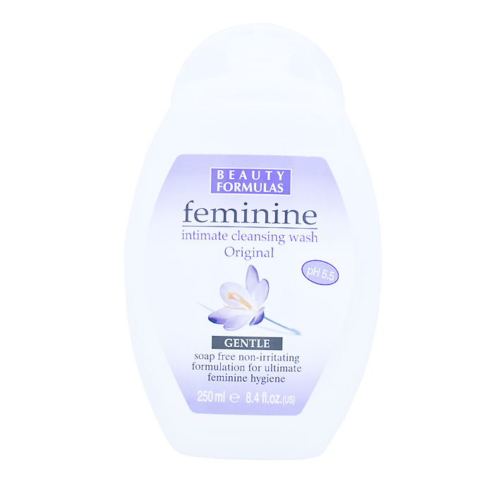 Beauty Formulas Feminine интимен гел