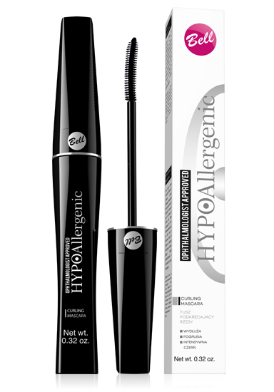 Bell HYPOAllergenic Curling Mascara