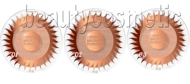 Bell HYPOAllergenic Fresh Bronze Powder