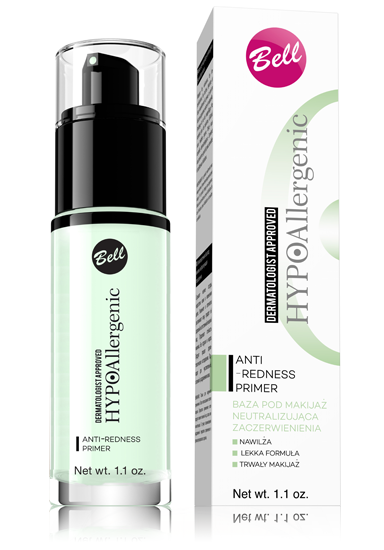 Bell HYPOAllergenic Anti-Redness Primer