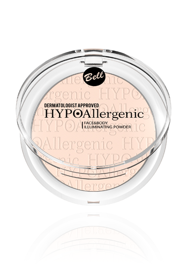 Bell HYPOAllergenic Face&Body Illuminating Powder