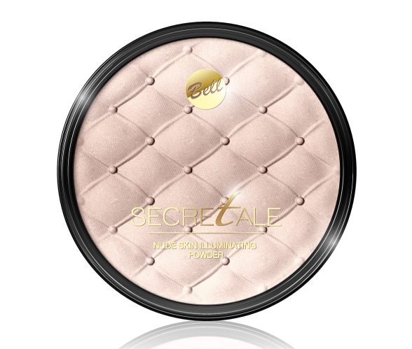 Bell SECRETALE Nude Illuminating Skin Powder