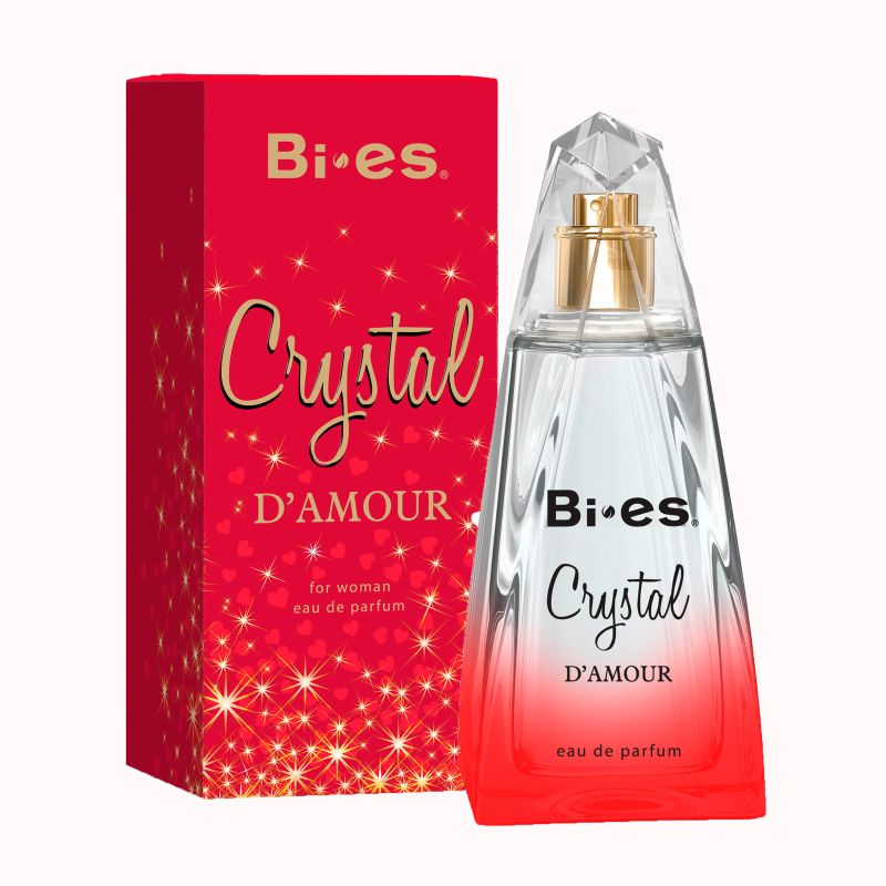 Bi-Es Crystal D'Amour  EDP 100ml