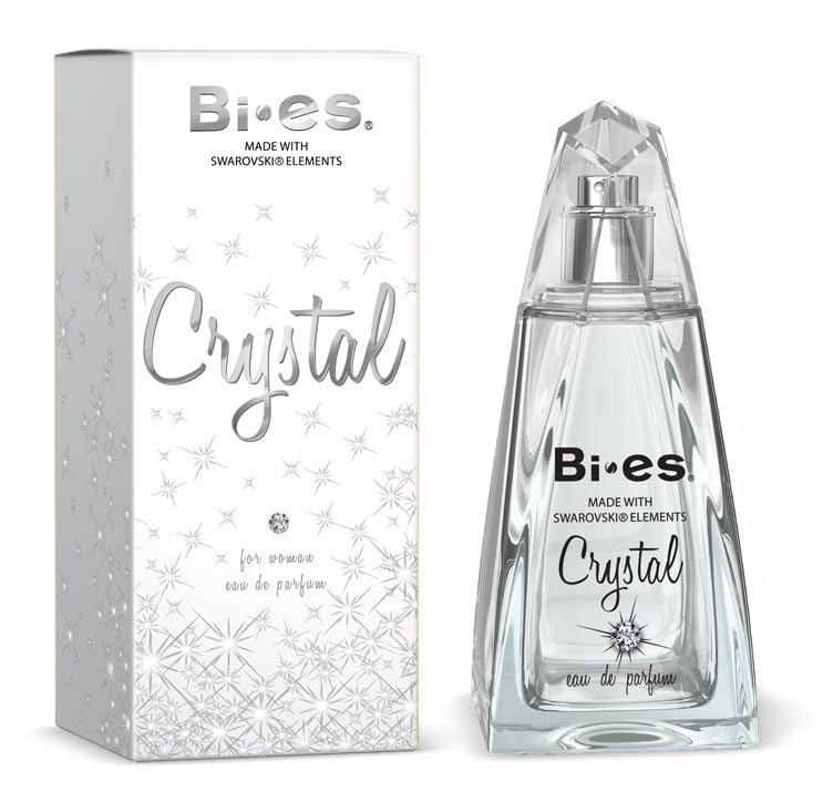 Bi-Es Crystal Women EDP 100ml