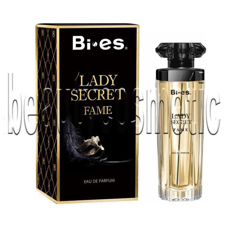Bi-Es Lady Secret Fame EDP