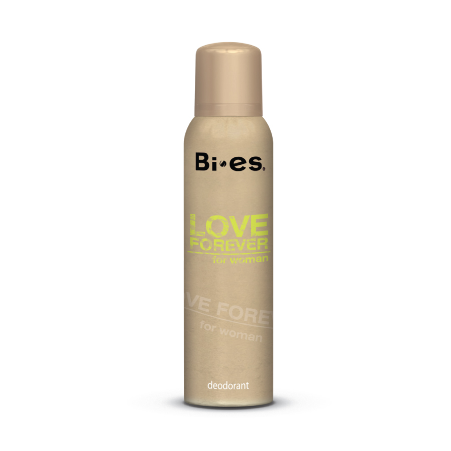 Bi Es Love Forever Green deo spary