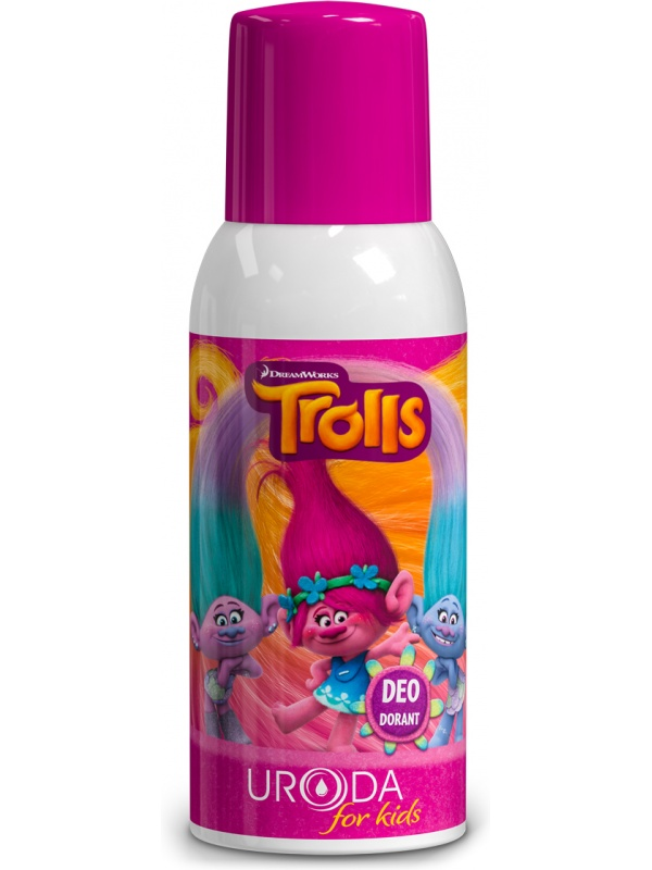 Bi-es Trolls kids deo spray